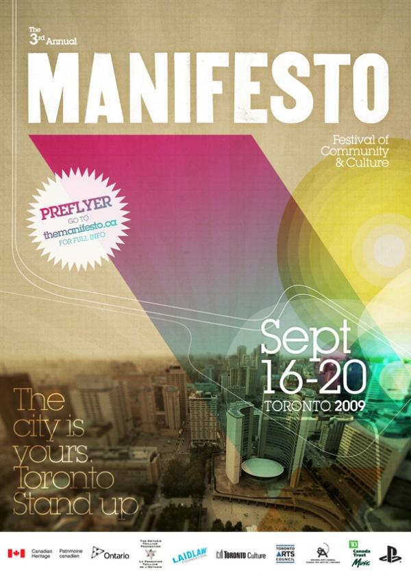 Manifesto Festival 09