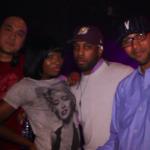DJ Mensa, DJ Lissa Monet, DJ Agile, and Wan Luv!